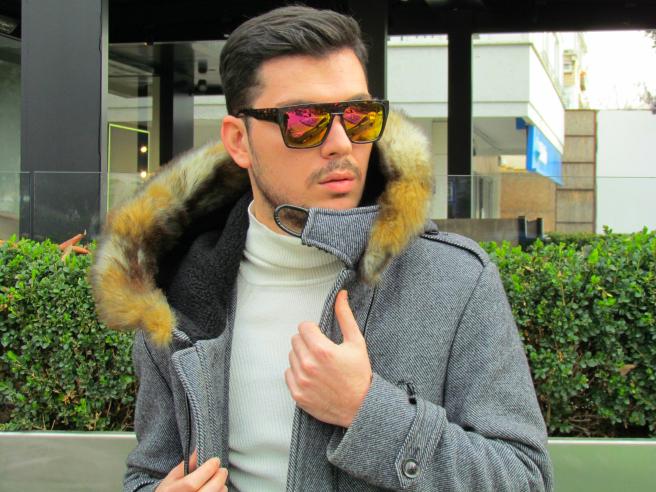 L Size Coat