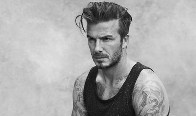 Beckham H&M İçin Yine Kamera Karşısında