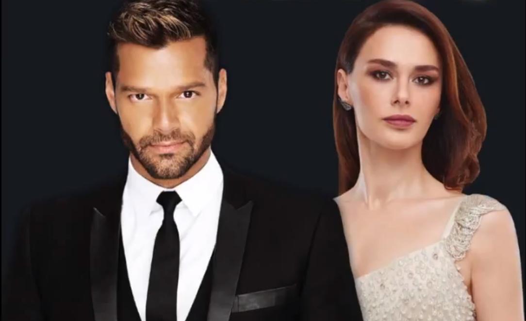 Ricky Martin ve Ayşe Hatun Önal Düeti