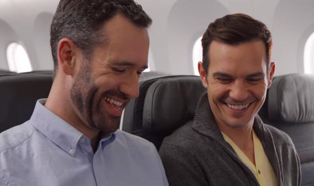 Air Canada'nın Cesur Güvenlik Videosu