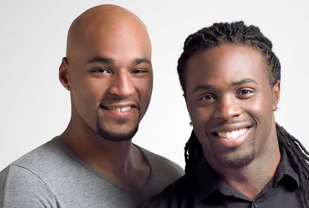 Nikon'un Yeni Yüzü Gay Bir Çift