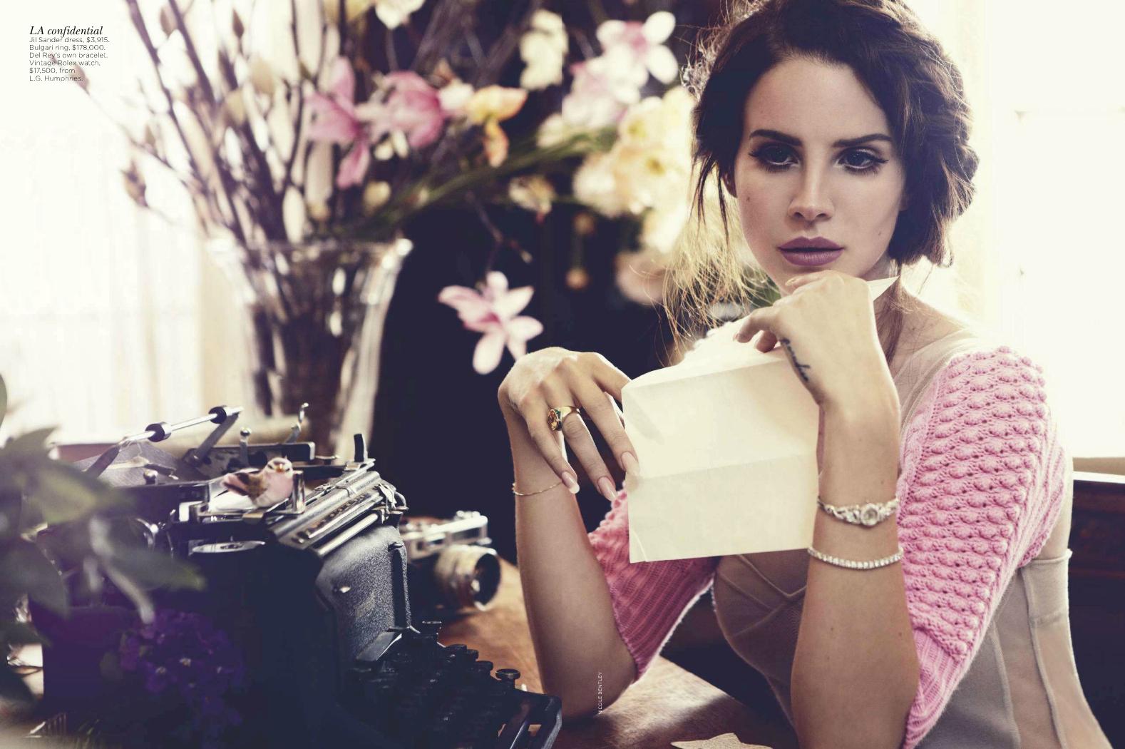 Lana Del Rey Havadisleri