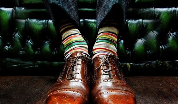 Rengarenk Çoraplar