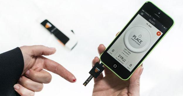 HIV Testi Yapan Akıllı Telefon