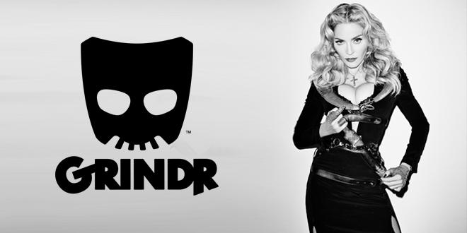 Madonna Grindr'da Beş Hayranıyla Konuşacak