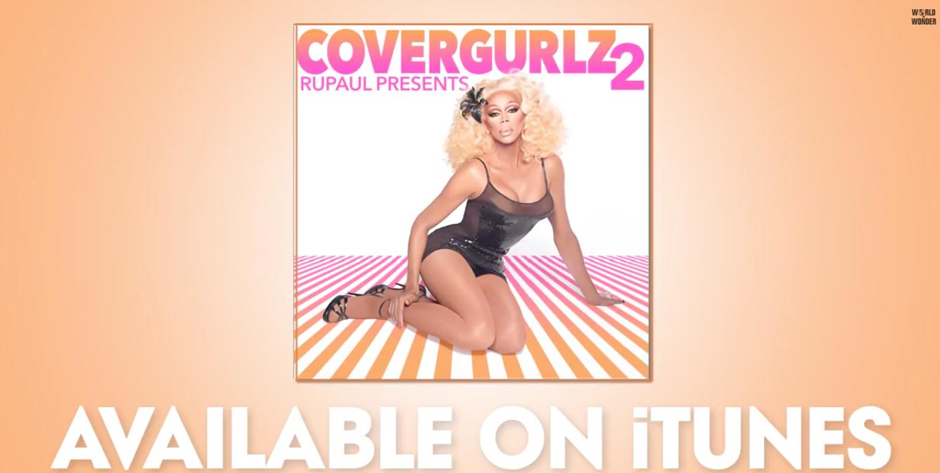 RuPaul'un Yeni Albümü iTunes'ta!