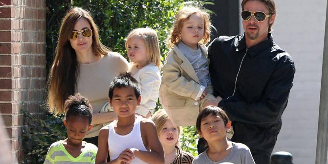 Brad Pitt ve Angelina Çifti Türkiye'den Evlat Edinecekler
