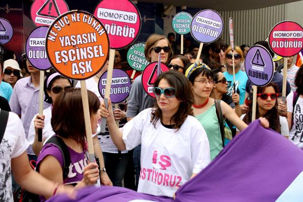 CHP'den LGBT'ler İçin İş Kanunu Teklifi