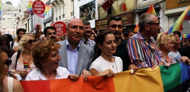 CHP'li Tanal'dan LGBT'ler İçin Teklif!