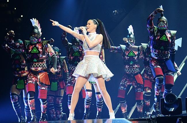 Katy Perry'nin Superbowl Performansı