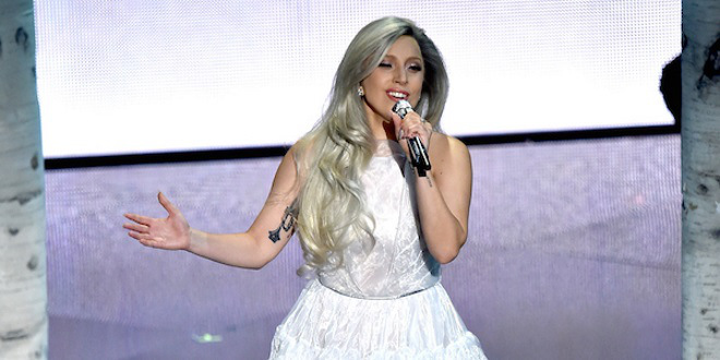 Lady Gaga'nın Büyüleyici Oscar Performansı