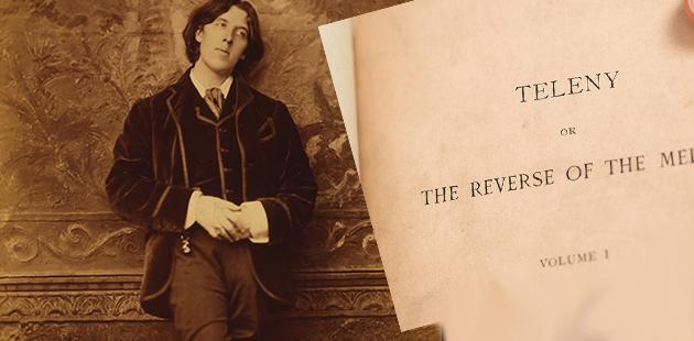 Eşcinsel İlişkiyi Anlatan Romanda Oscar Wilde İzleri