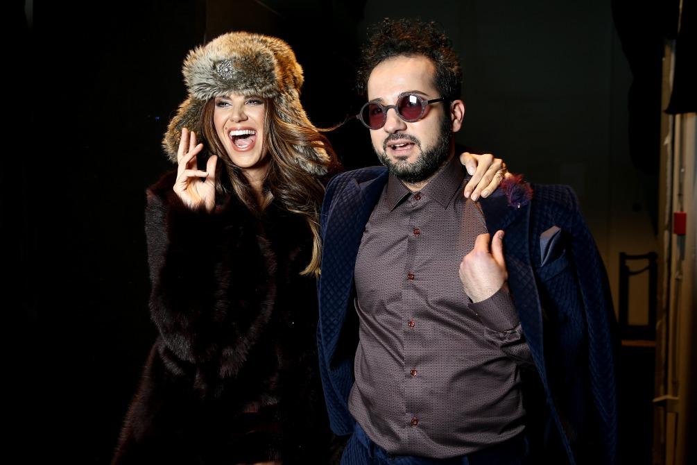 Emre Erdemoğlu Backstage