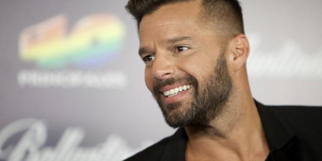 Ricky Martin Yeni Videosunda Eşcinsel Aşkı Unutmadı