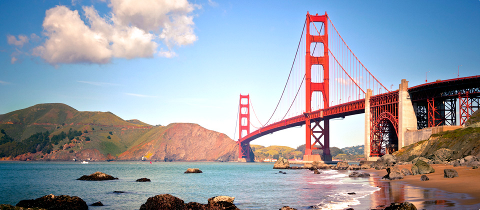 San Fransisco, Deliler, Hippiler ve Eşcinseller