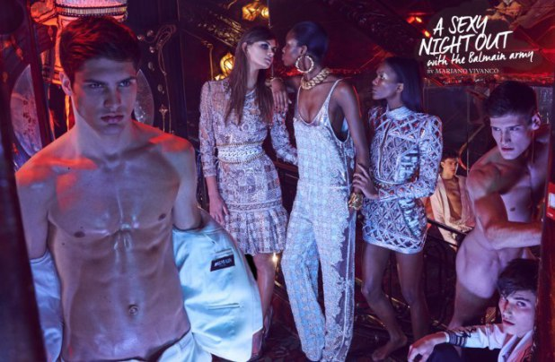 Sexy Night Out by Mariano Vivanco