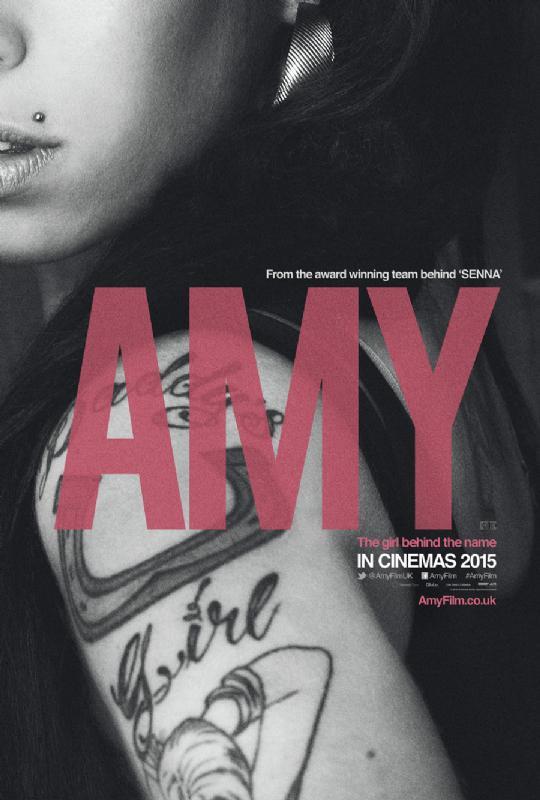 Merakla Beklenen Amy Winehouse Filminin İlk Afişi Yayınlandı
