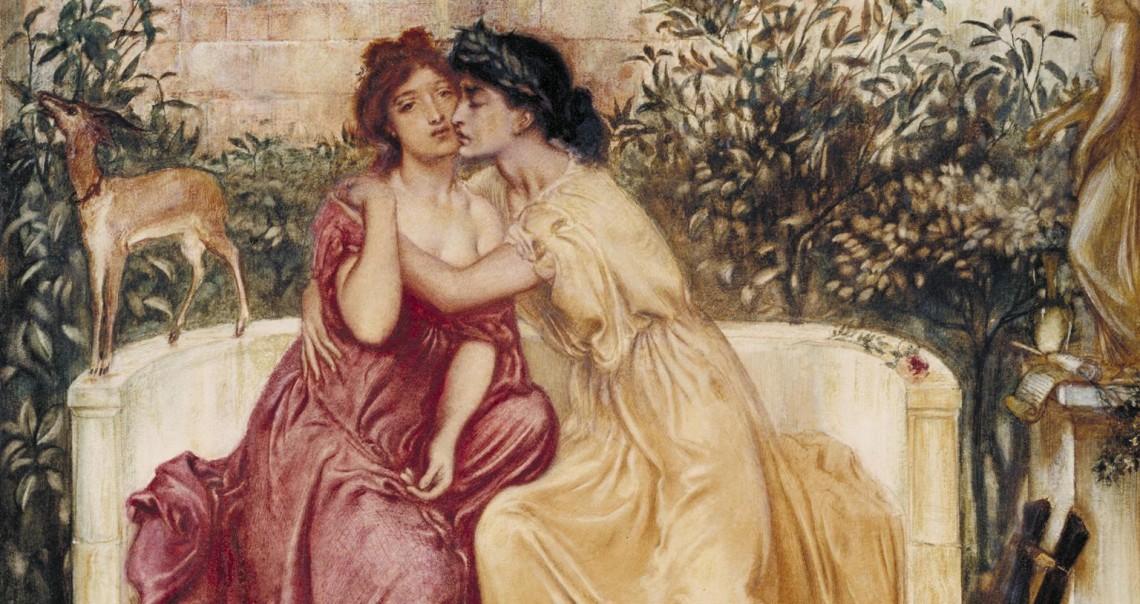 lesbian poetry empasizes on sappho essay