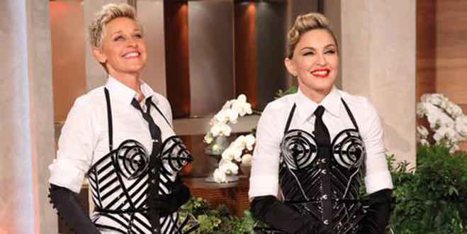 Kraliçe Bir Hafta Boyunca Ellen'da!