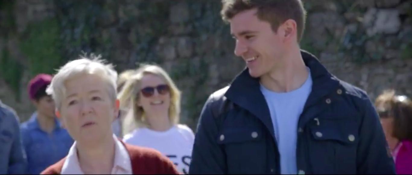 İrlanda'nın Eşcinsel Evlilik Reklamı