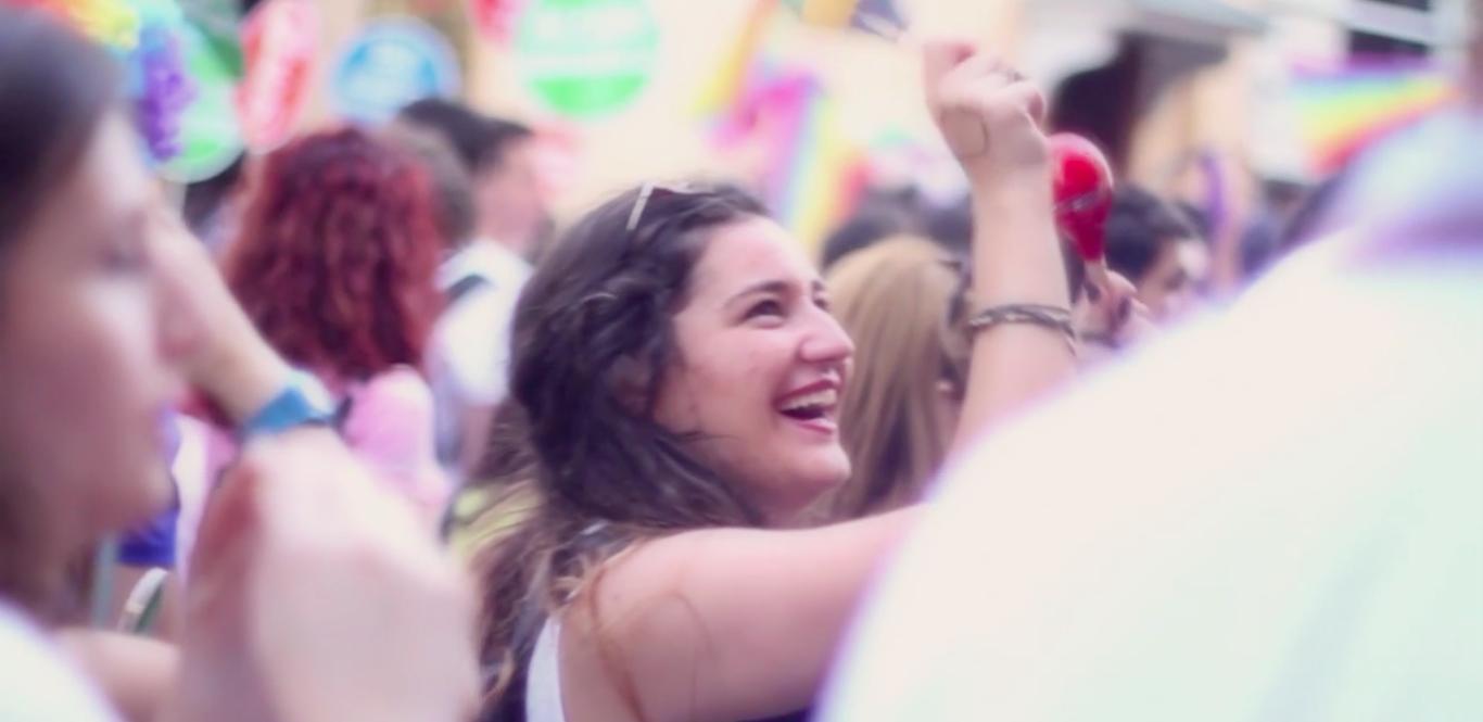 2015 İstanbul LGBTİ Onur Haftasına Destek Ol