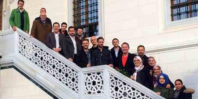 Berlin Şehitlik Camii Eşcinsellere Kapısını Açtı