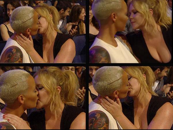 """Amber Rose: """"Kadınlardan Hoşlanıyorum"""""""