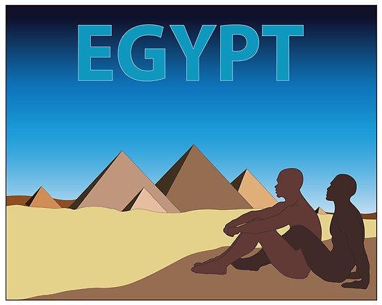 Eşcinsel Turistler Mısır'a Giremeyecek