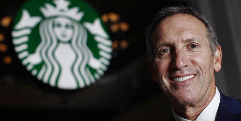 """Howard Schultz: """"Starbucks Her Zaman Eşcinsel Evliliklerini Destekleyecek"""""""