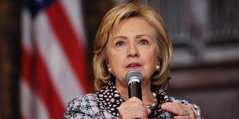 Ms. Hillary İçin Pasif Olur Musunuz?