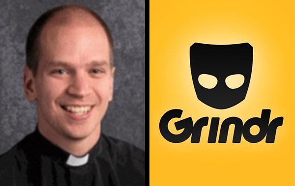 Amerika'da Homofobik Rahip Grindr'da Yakalandı!