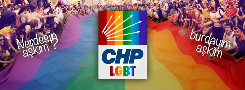 CHP'li LGBTİ'ler Milletvekili Adaylarıyla Buluşuyor