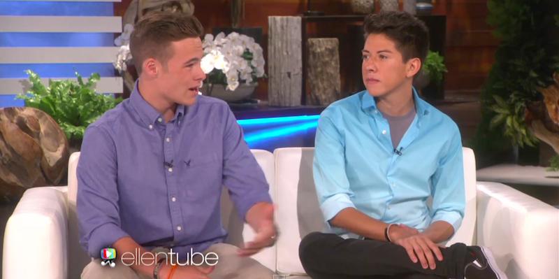Ellen'den Koşulsuz Sevgiye Hediye