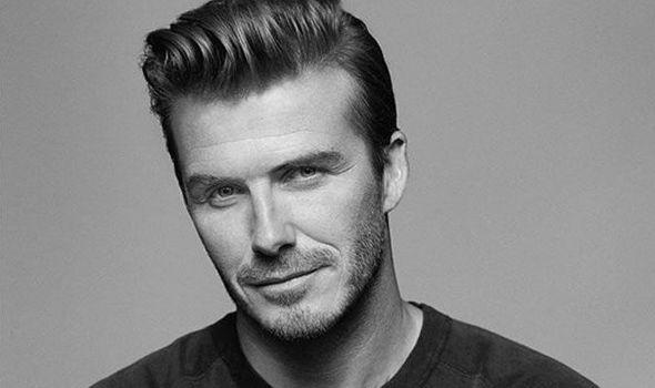 Instagram'da Büyük Fırtına David Beckham