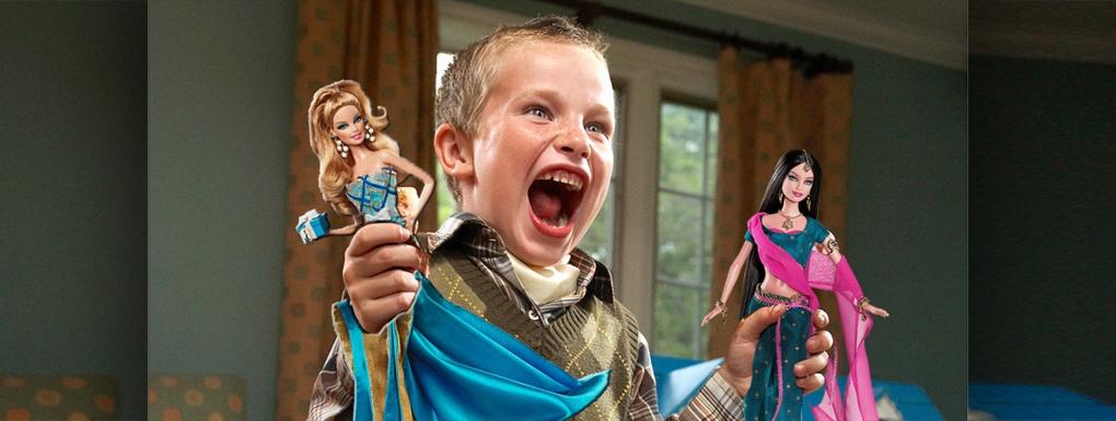 Her Gay Erkek Çocuğun Gizliden Gizliye İstediği '10' Kız Oyuncağı