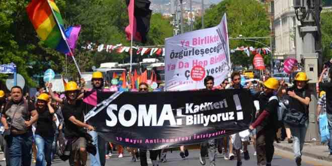 Homofobi ve Transfobiye Karşı Yürüyüş 17 Mayıs'ta