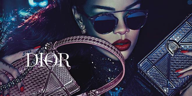 Rihanna'lı Dior Oldukça Kışkırtıcı