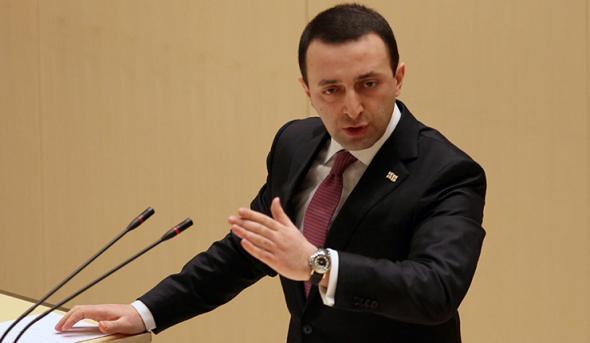 Gürcistan Başbakanından Homofobik Açıklamalar