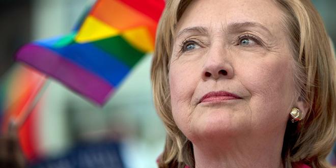 Hillary Clinton'dan Onur Ayı'na Özel Video