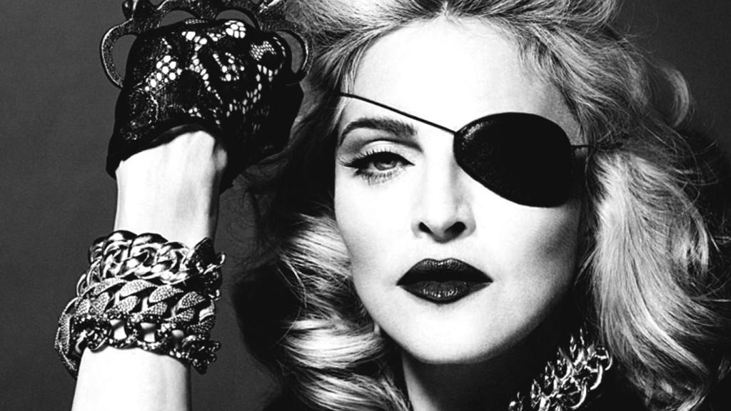 Madonna'nın Yeni Klibinde Yer Alan İsimler