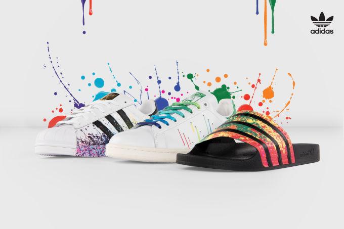 Adidas'tan Onur Haftası Kolleksiyonu