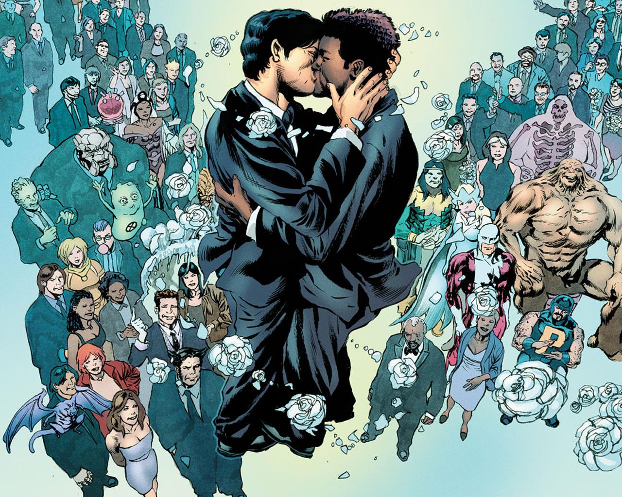 Marvel'in '9' Gay Süper Kahramanı