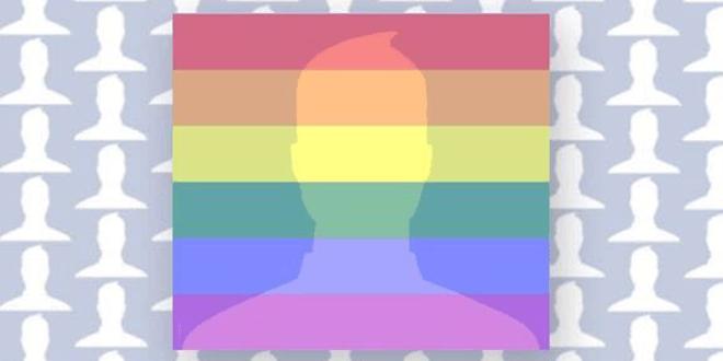 Facebook'tan Profilinizi Gökkuşağı Renklerine Boyayabileceğiniz Uygulama