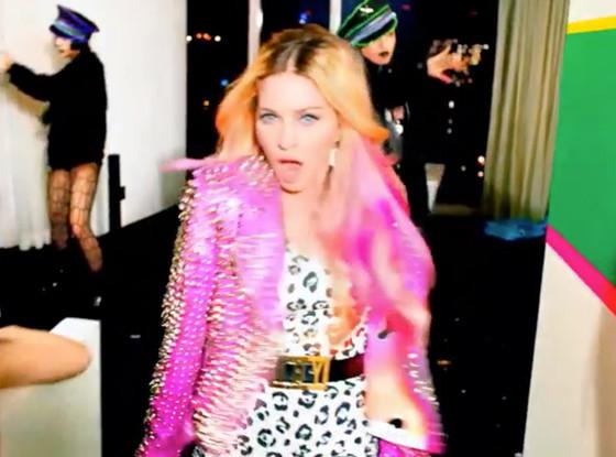 Bitch I'm Madonna Klibi İlk Kez GayMag'de!