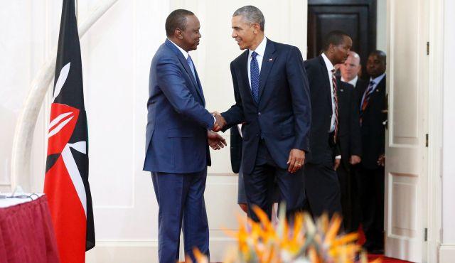 Kenya Obama'yla LGBT Hakları Konusunda Anlaşamadı