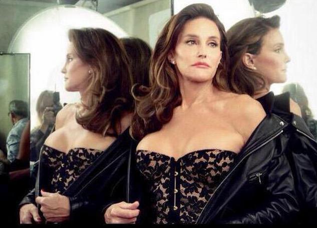 Caitlyn Jenner'a Kanye West'ten Büyük Destek