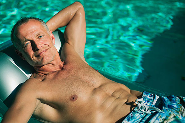 Steve, 55 Yaşında