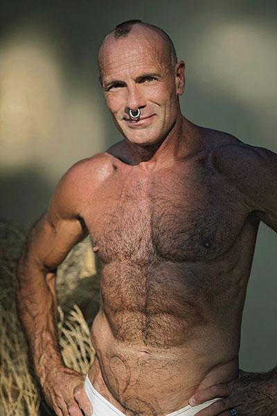 men Old naked Greek