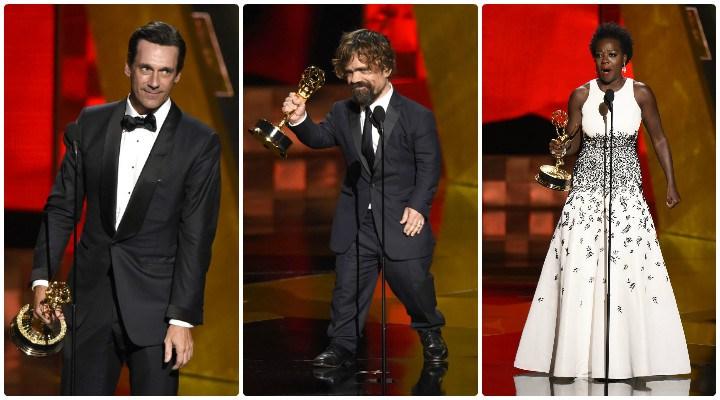 67. Emmy Ödülleri Sahiplerini Buldu!