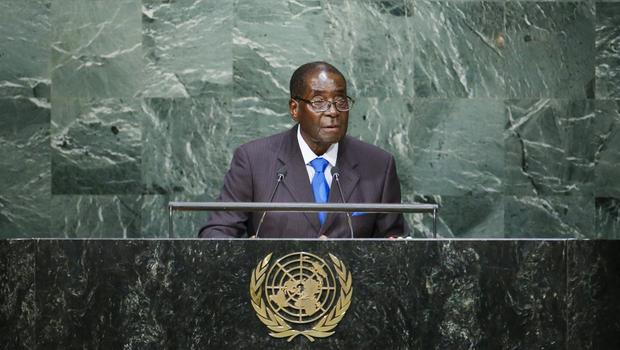 Mugabe BM Kürsüsü'nden Seslendi: Biz Eşcinsel Değiliz